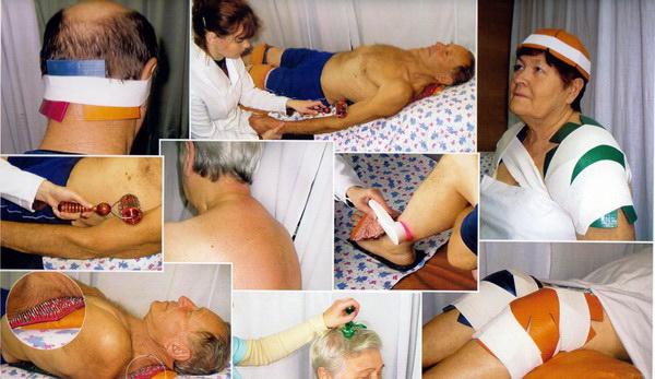 Аппликатор Ляпко реабилитация после инсульта